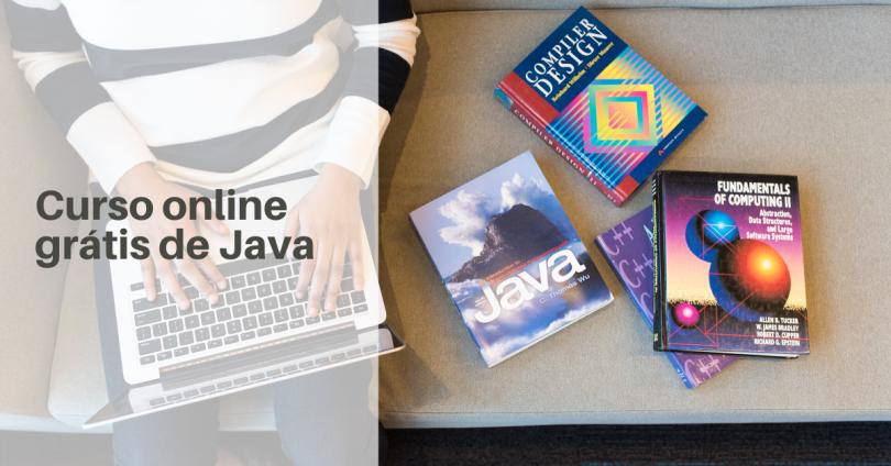 Programação em Java - Curso online grátis completo