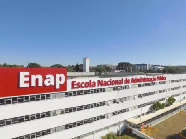 cursos online gratuitos na Enap