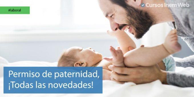 Ampliación de la baja por paternidad