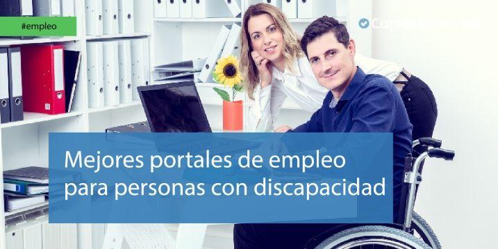 Portales de empleo para discapacitados