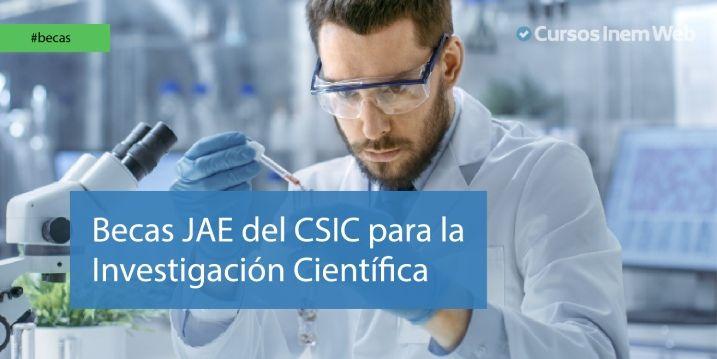 Becas JAE del CSIC