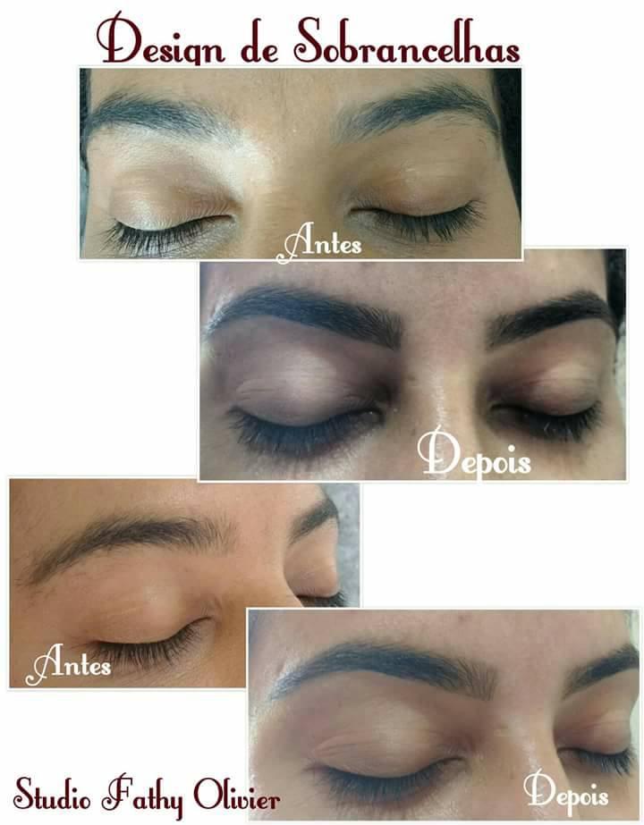 curso sobrancelhas perfeitas alunas