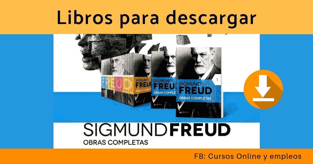Libros de psicoanalisis Sigmund PDF