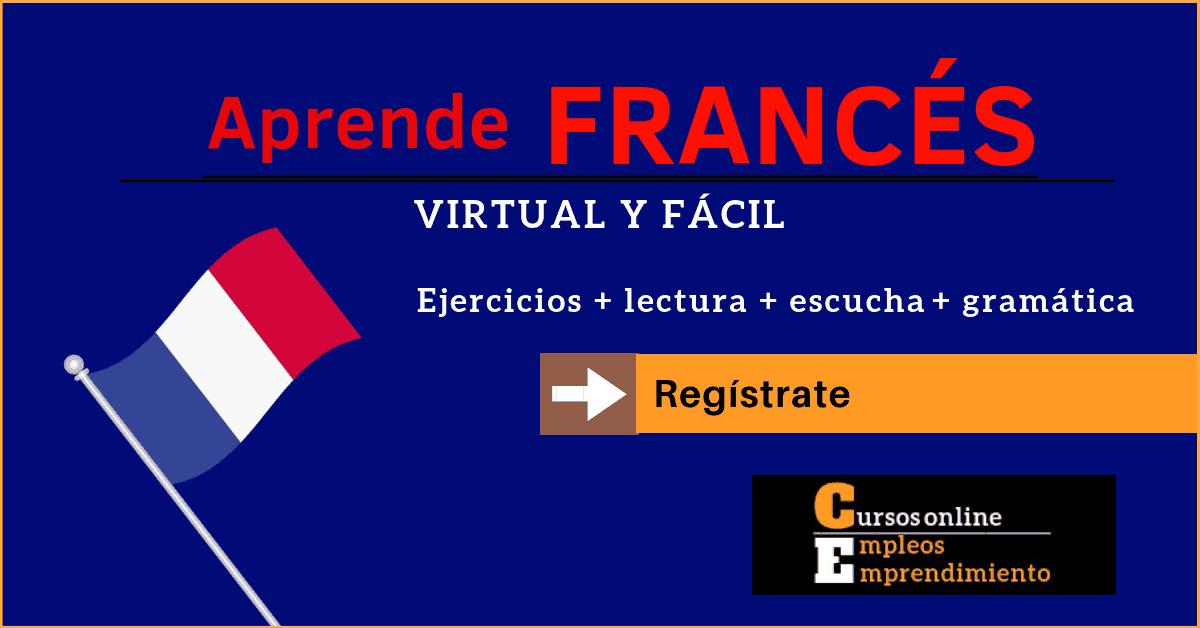 curso frances virtual