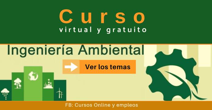 Ingeniería ambiental en línea curso online