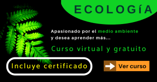 Cursos a distancia de Ecología