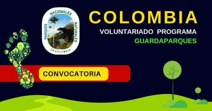 Ser voluntario Parques Nacionales Naturales de Colombia voluntariado ong