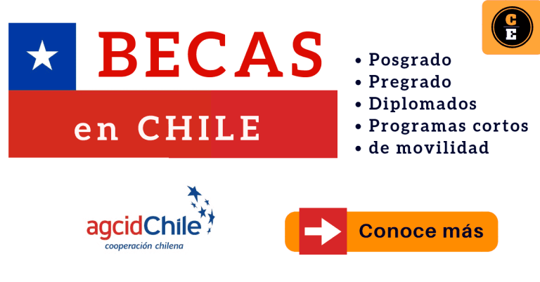 becas en universidades chilenas