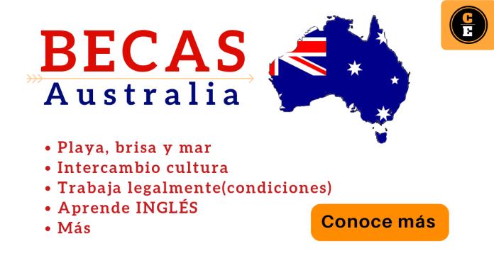 Estudiar en Australia becas universitarias