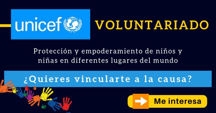 Unicef logo - Unicef voluntariado