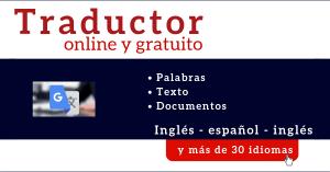 Traductor online Google