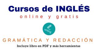 Escribir en inglés cursos online gratis