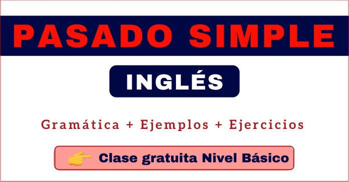 pasado simple en ingles gramatica