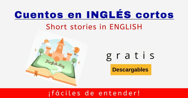 cuentos cortos en ingles para todos