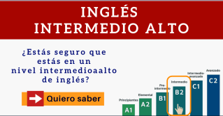 nivel b2 ingles intermedio