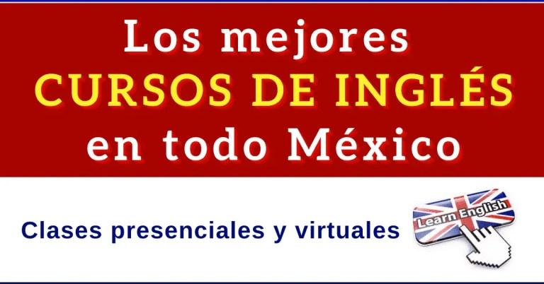 mejores cursos de ingles en Mexico