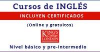 Curso de inglés certificado
