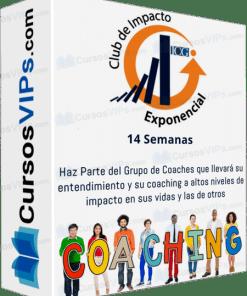 Club de Impacto Exponencial, International Coaching Group, aprender coaching, curso de coaching, club de coaching, tecnicas de coaching, coaching con pnl, negocio de coaching,