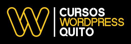 Cursos WordPress Quito - Ecuador