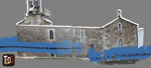Iglesia-laracha2-Agisoft