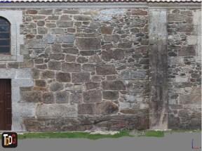 Ortoimagen fachada