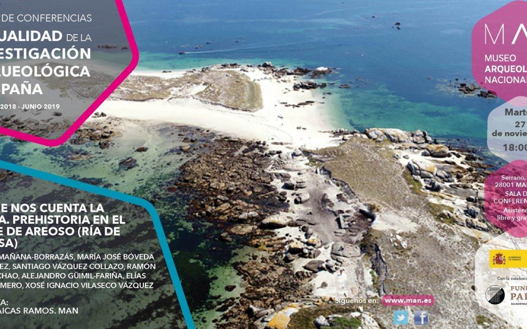 Registrar en 3D para preservar de la destrucción: erosión litoral y excavación arqueológica