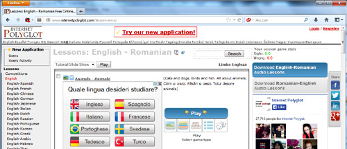 Online courses to learn Romanian