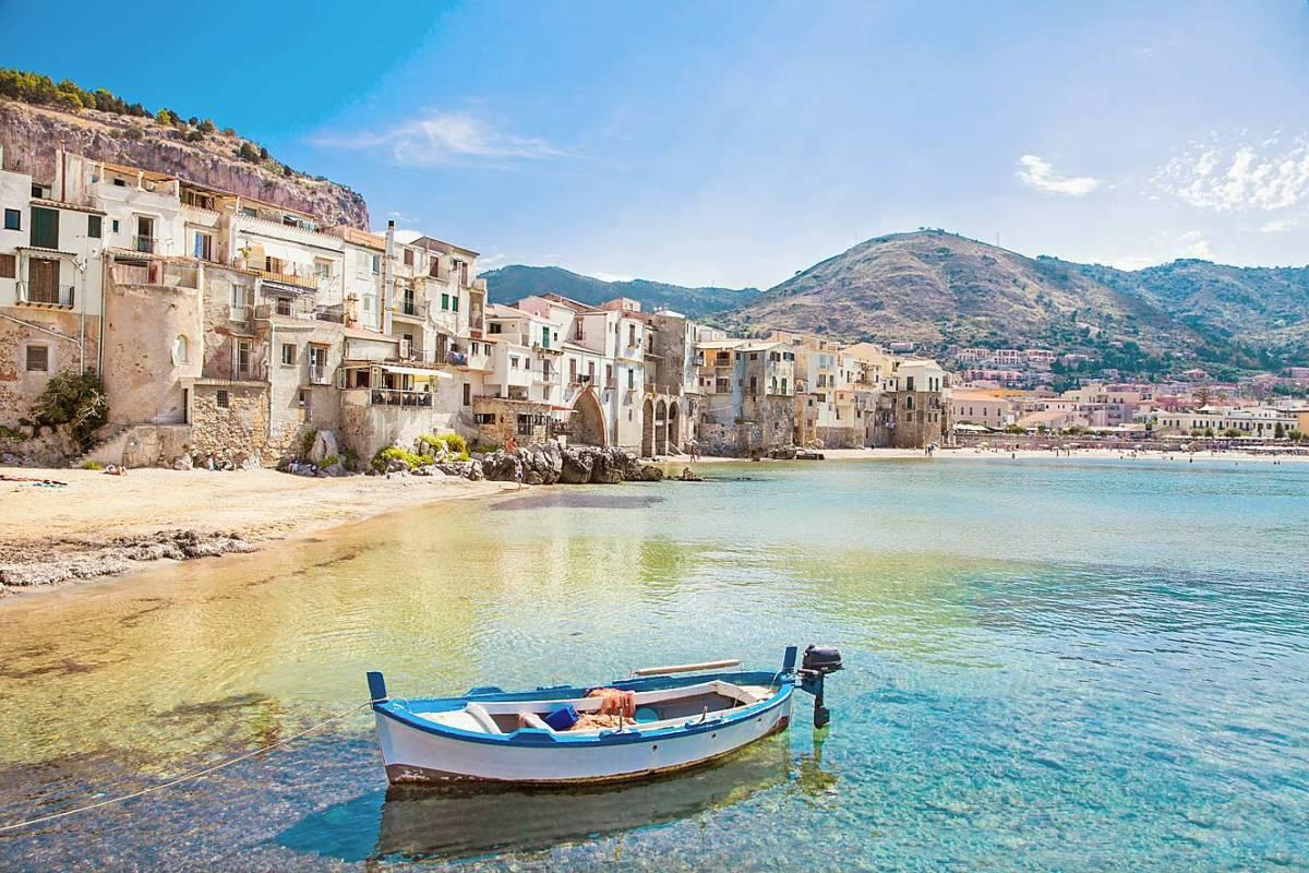 Cefalu-Sicilie