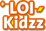 LOI Kidzz: Typen - Dyslexie
