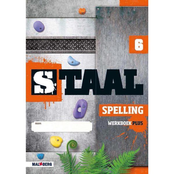 Pluswerkboek spelling 6, Staal