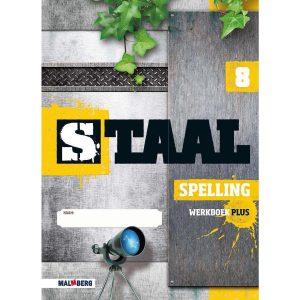 Pluswerkboek spelling 8, Staal