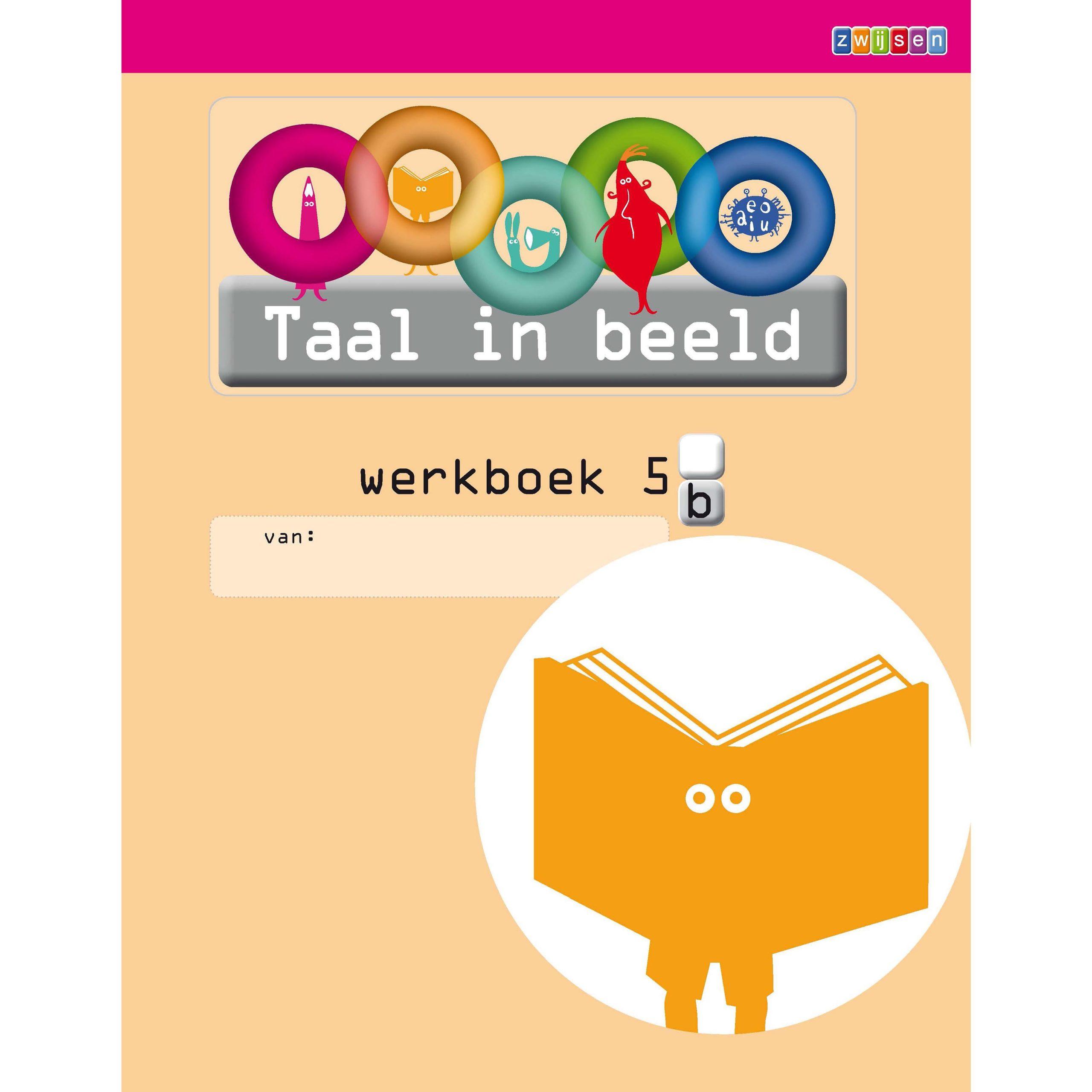 Taalwerkboek 5B, Taal in beeld