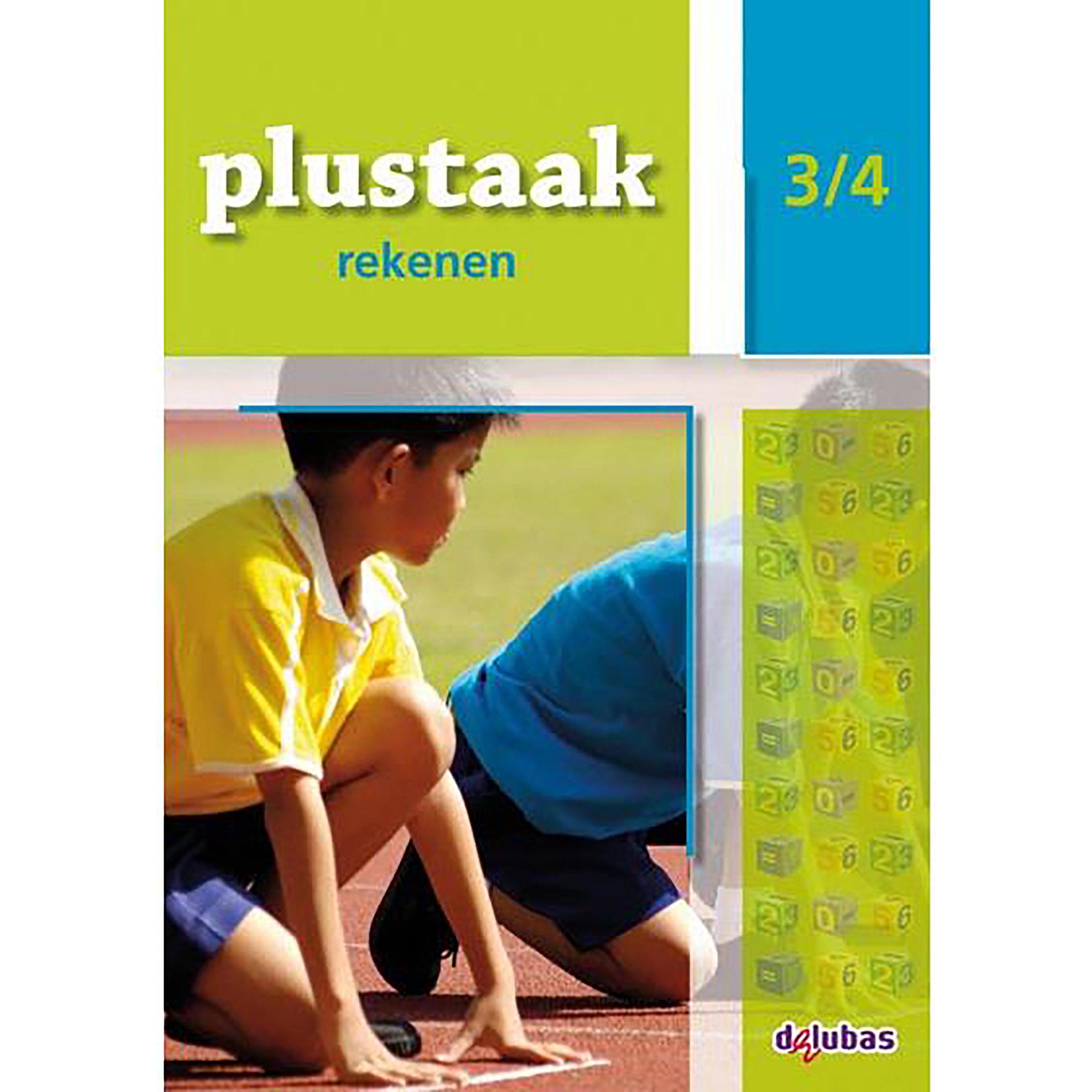 Werkboek 3/4, Plustaak rekenen