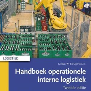 Handboek operationele logistiek - Gerben Esmeijer - eBook (9789023246800)