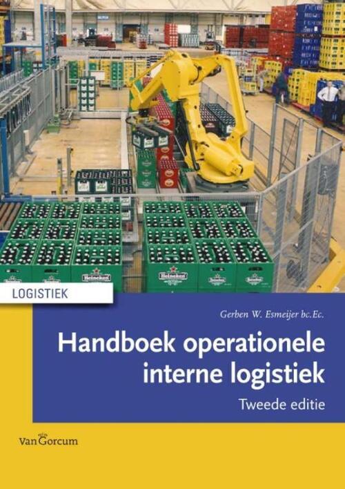 Handboek operationele logistiek