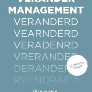 Verandermanagement veranderd - Anne-Bregje Huijsmans - Paperback (9789024421176)