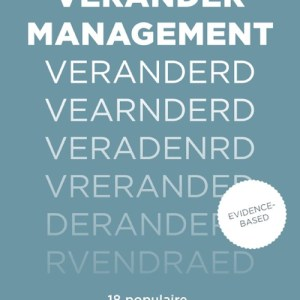 Verandermanagement veranderd - Anne-Bregje Huijsmans - eBook (9789024421183)