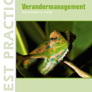 Best practice - Verandermanagement in organisaties