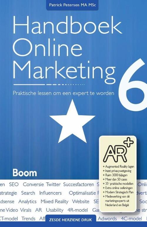 Handboek Online Marketing - Patrick Petersen - Hardcover (9789024421169)