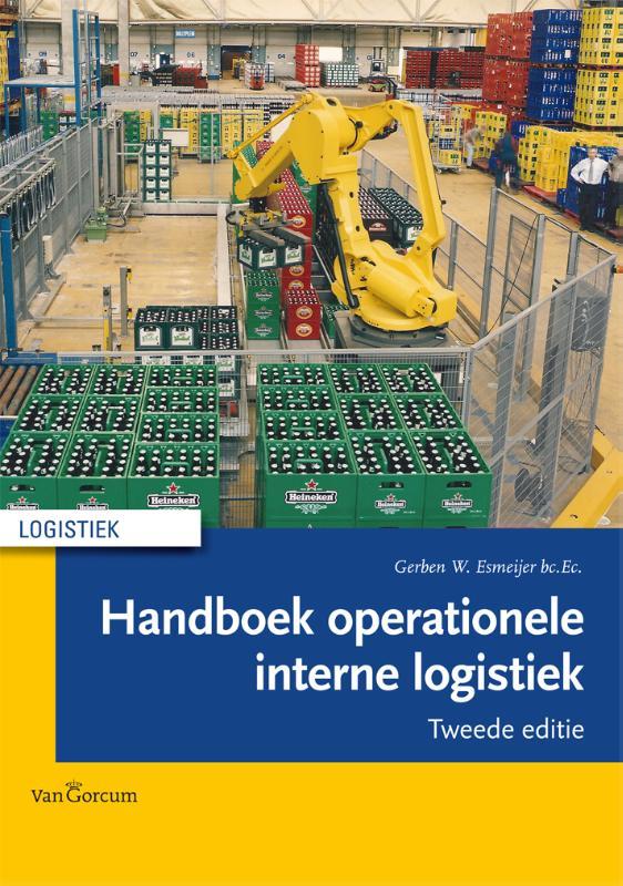 Handboek operationele interne logistiek