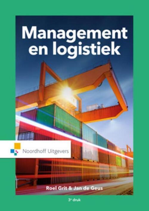 Management en logistiek - Jan de Geus, Roel Grit - Paperback (9789001863142)