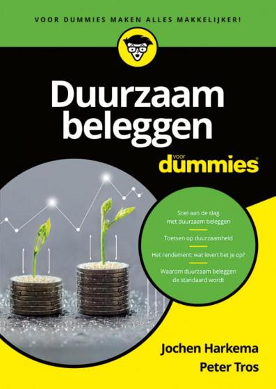 Jochen Harkema Duurzaam beleggen voor Dummies