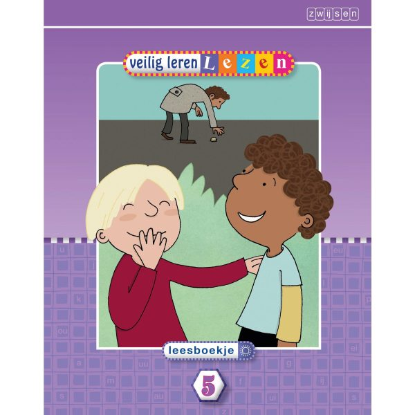 Leesboek zon kern 5, Veilig leren lezen