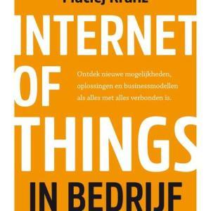 Internet of things in bedrijf - Maciej Kranz - Paperback (9789492790040)