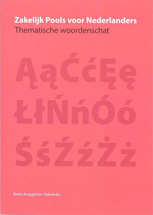 Zakelijk Pools voor Nederlanders - Beata Bruggeman-Sekowska - Paperback (9789079532018)
