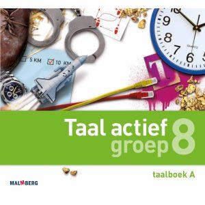 Taalboek 8A, Taal actief
