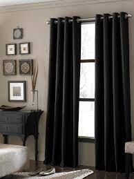 Blackout Window Curtains for a Classy Look in Your Living Room Curtain