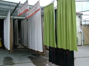 curtain clean