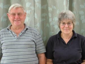 Robert & Margaret.