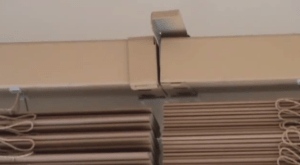 50 mm Venetian Blind Brackets. How to open.